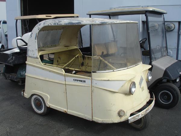 Caprice Vintage Golf Carts