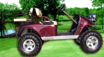 Capistrano Golf EZGo Lifted