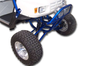 Custom Lift Kits for Golf Carts