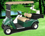 Capsistrano Golf Cars Green Golf Cart